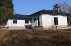 Dřevostavba domu Chlístov, okres Havlíčkův Brod