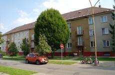 Bytový dům v Mohelnici na Spartakiádní ulici