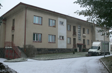 Bytový dům v Novém Městě na Moravě na Žďárské ulici