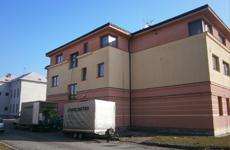Bytový dům v Opatovicích nad Labem